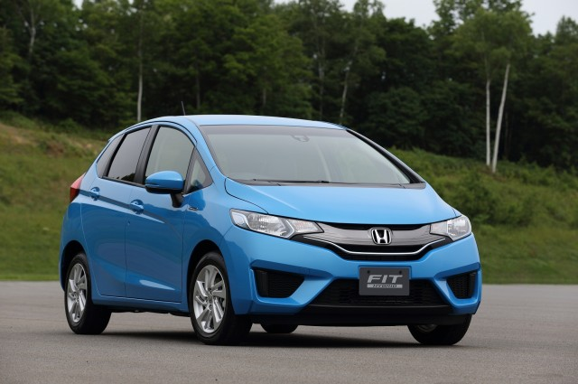 New Honda Fit Hybrid Japan Only Model