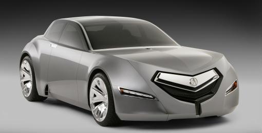 Next-gen Acura RL to get V8 power