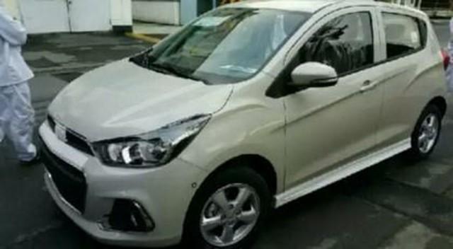 next-generation Chevrolet Spark testing in South Korea  [photo: BobaEdream.co.kr]
