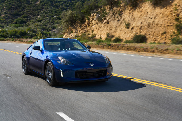 2019 Nissan 370Z Heritage Edition
