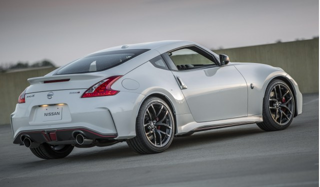 Beautiful 2016 Nissan 370Z NISMO
