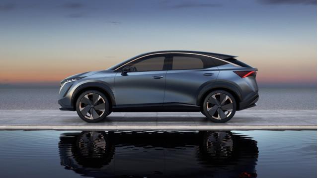 Nissan Ariya Concept - CES 2020