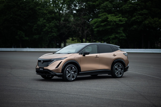 2022 Nissan Ariya electric crossover undercuts Tesla Model Y