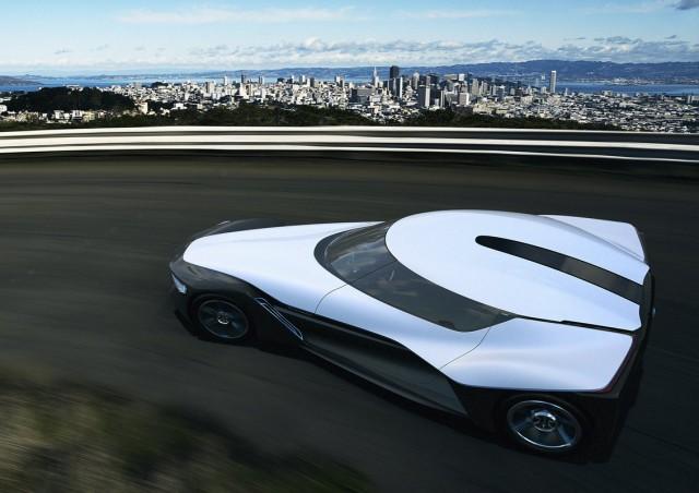 Nissan BladeGlider Electric Sports Car Concept  -  2013 Tokyo Motor Show