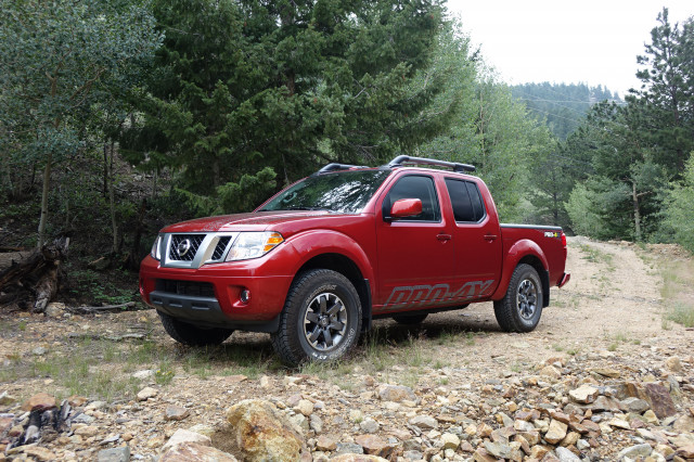 Redesigned Nissan Frontier due for 2021