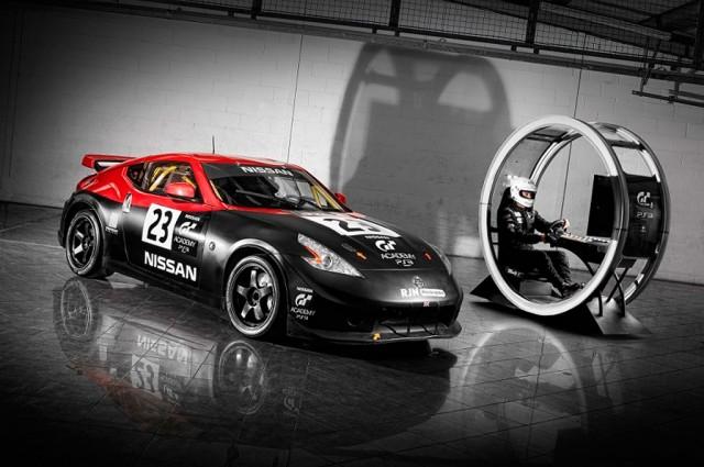 Nissan GT Academy