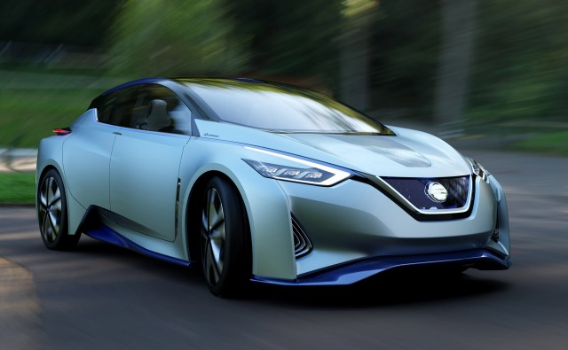 Six new electric cars coming for 2018 and 2019