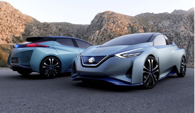 Next Nissan Leaf confirmed for 60-kwh battery, 200 miles ...