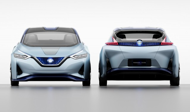 Nissan Ids Concept 2017 Tokyo Motor Show