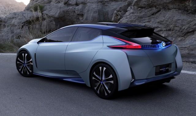 Nissan Ids Concept 2017 Tokyo Motor Show