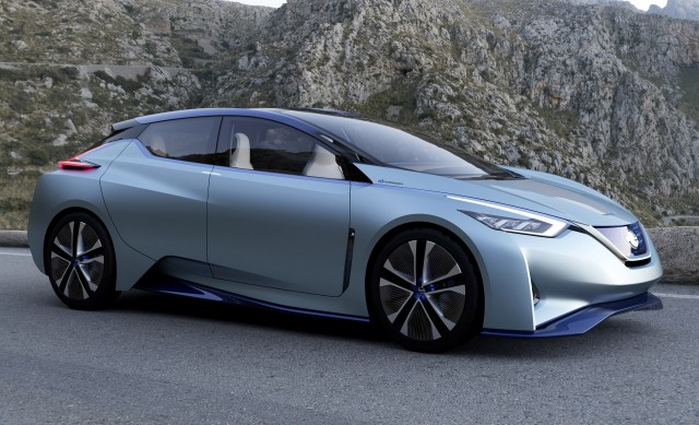 Nissan Leaf Spy Shots Our Question On Electric Car Update