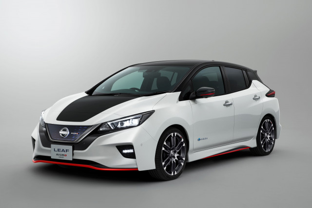 Nissan Leaf Nismo Concept 2017 Tokyo Motor Show