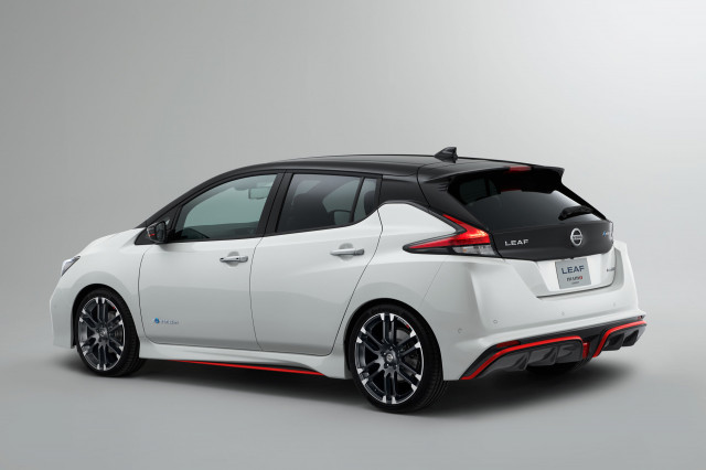 1113173 sportier Nissan Leaf Nismo Concept For Tokyo Show Powertrain Upgrades Unclear on nissan leaf seats