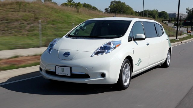 Four Special Nissan Leaf Electric Cars To Celebrate Years On Sale
