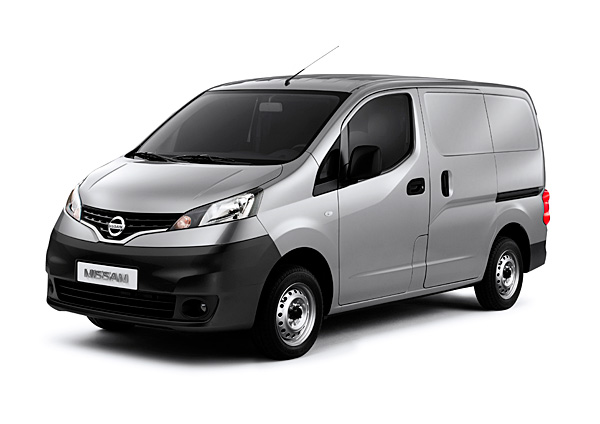 0a56f10261 Nissan NV200 7-Passenger Van For Geneva Debut