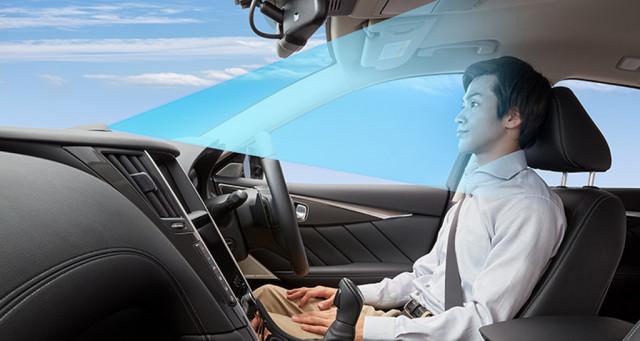 Nissan ProPilot 2.0 electronic driver aid