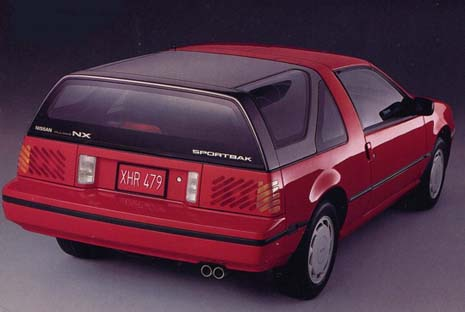 Guilty Pleasure: Nissan Pulsar NX Sportbak