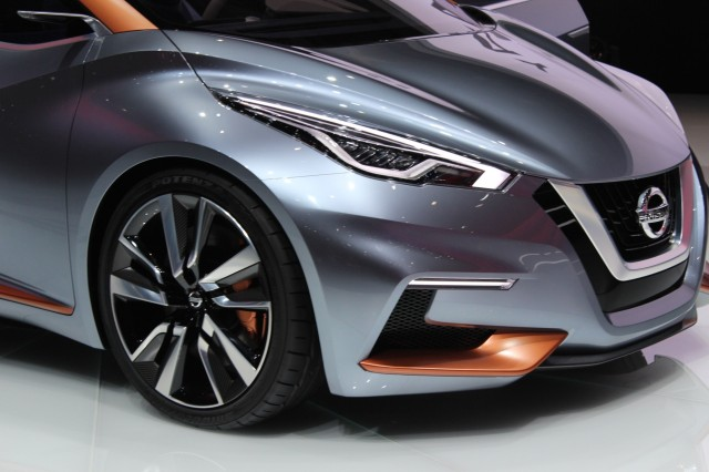 Next Nissan Leaf To Be Followed By Electric SUV Sports Car - Next auto show