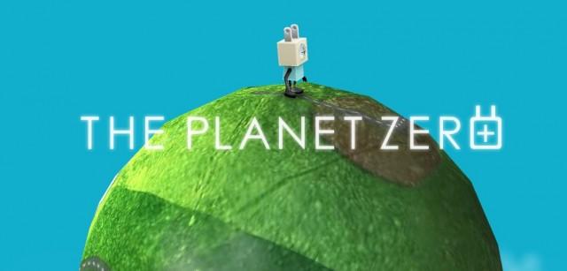 Nissan website 'The Planet Zero'