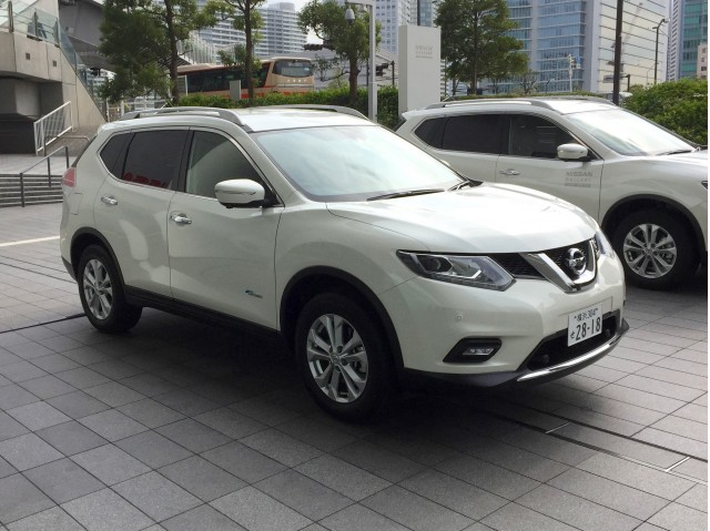 Nissan X Trail Hybrid Anese Spec Quick Drive November 2017