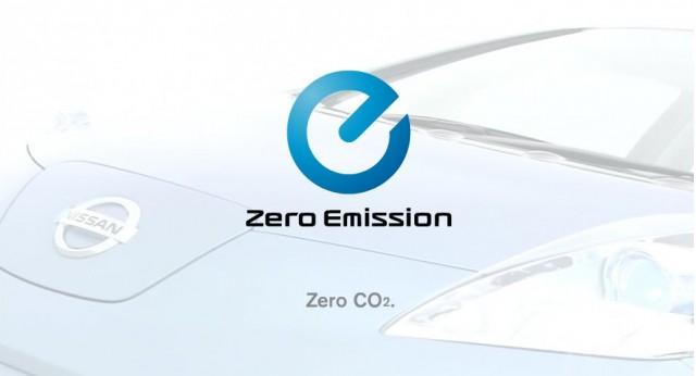Nissan ZEV Front Teaser