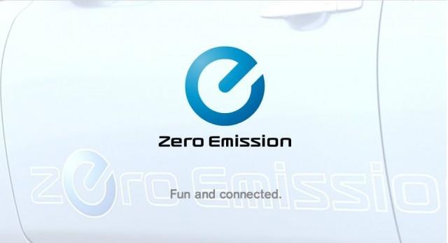 Nissan ZEV Side Teaser