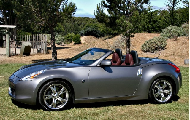2010 Nissan 370Z Roadster first drive review (Page 2)