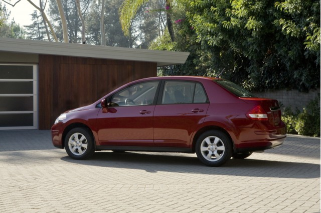 Need a Safe Car for 10K? Try the 2010 Nissan Versa