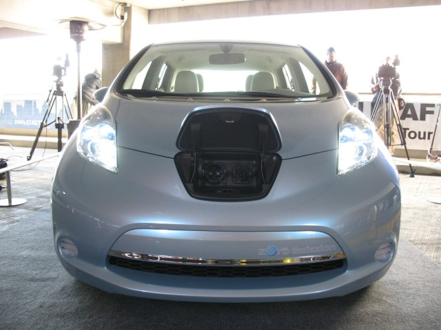 2011 Nissan LEAF prototype