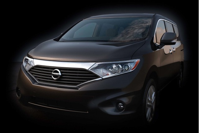 2011 Nissan Quest Will Debut In LA, Images Released