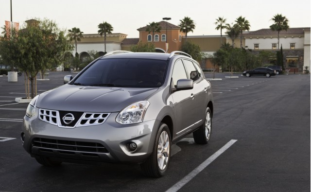 2011 Nissan Rogue Priced From $20,810