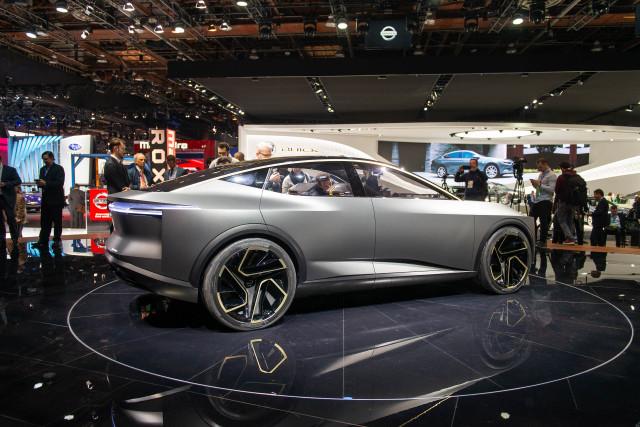 Nissan IMs Concept, 2019 Detroit auto show