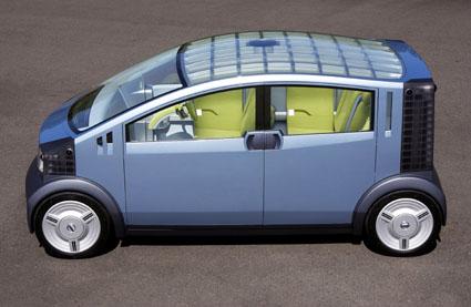 Nissan i.d.e.o. concept