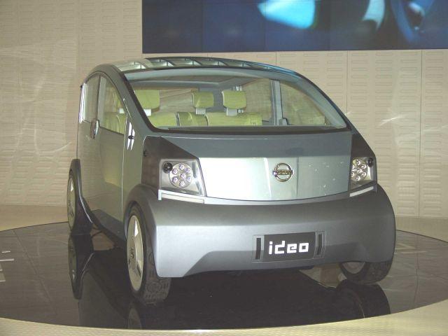 Nissan i.d.e.o. concept Tokyo 2001