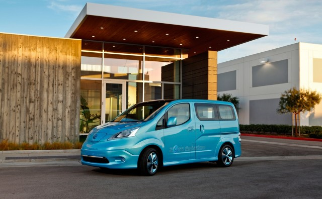 8f04777043 Nissan To Sell All-Electric Seven-Seat Minivan In Europe
