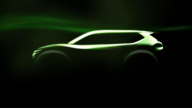 Nissan's Hi-Cross concept