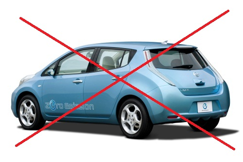 No Nissan Leaf Electric Cars For India At Least For Now