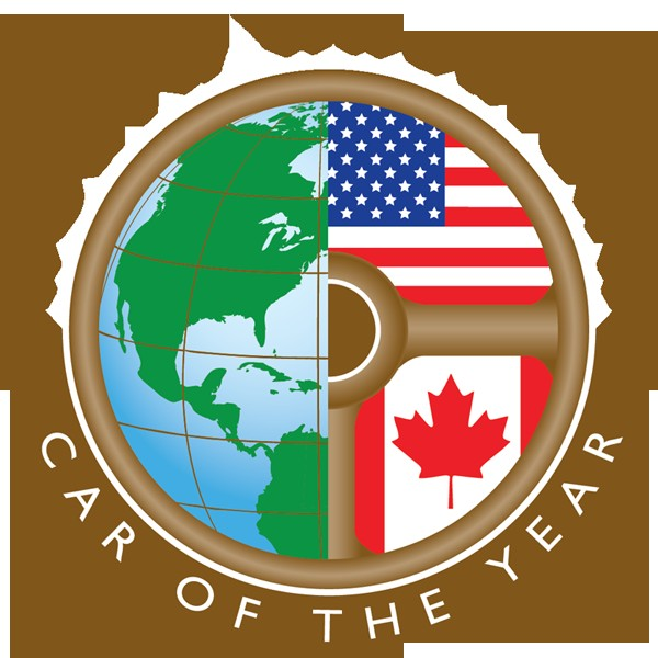 North American Car and Truck/Utility Of The Year logo