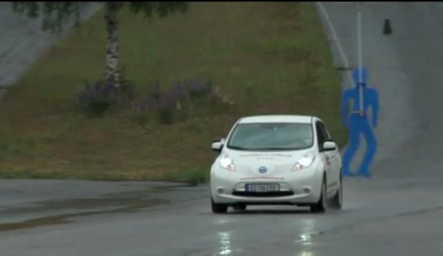 Norway's Driving School Leaf