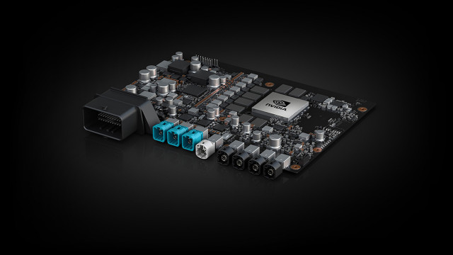 Volvo Taps NVIDIA DRIVE AGX Platform For Next-Generation Autonomous Vehicles