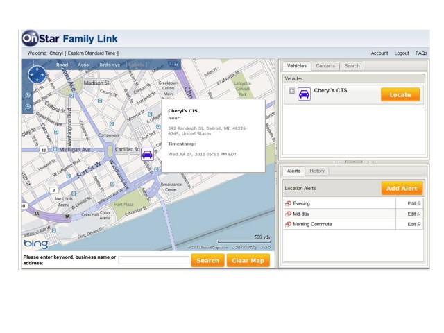 OnStar Family Link