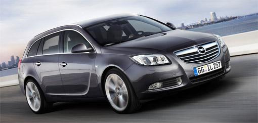 Opel Insignia 'Sports Tourer' to join hatch & sedan at Paris Motor Show