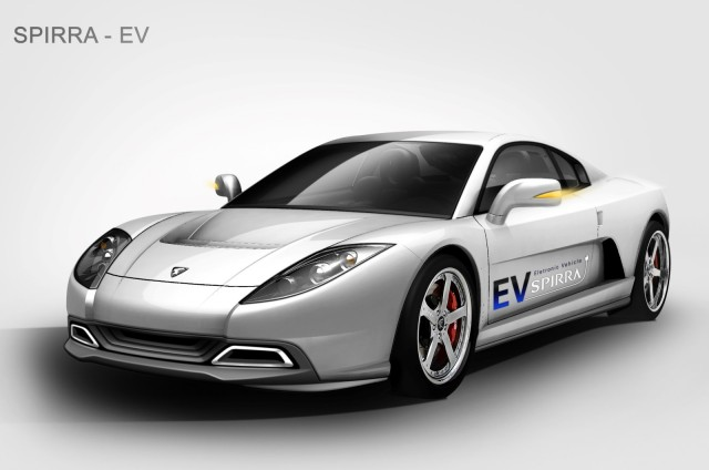 Korea S Spirra Sports Car Gets Electric Version For Europe