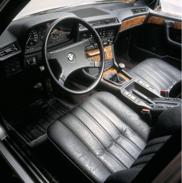 BMW 7-series turns 30