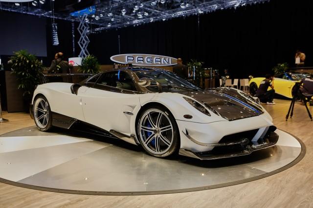 Pagani Huayra BC, 2016 Geneva Motor Show