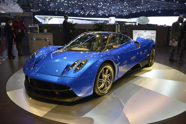 Pagani Huayra Options List Shows That Nothing About This Supercar Is