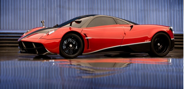 Pagani Huayra joins growing list of Transformers 4 cars