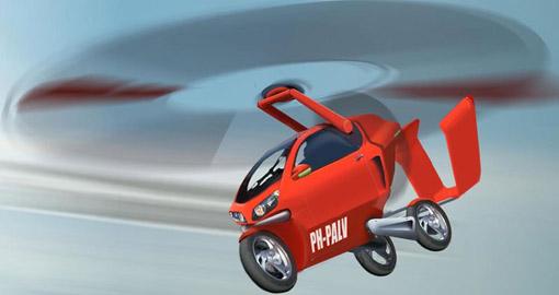PAL-V flying car nears production