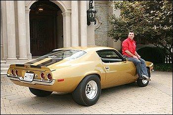 Papa Johns 1971 Camaro