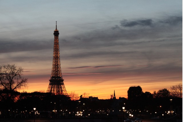 Paris, by Flickr user Alexandre Dulaunoy (Used under CC License)